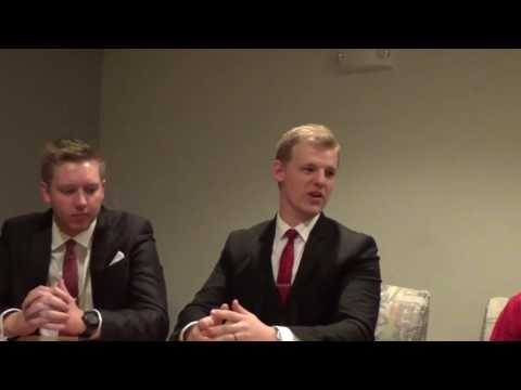 Interview with Chad McCloskey & Matt Davis of The Ball Brothers