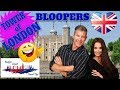 Visit London: Top Things To Do Tower of London (BLOOPERS)