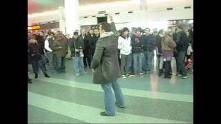 JeremiahCry Ministries Jeff Rose Preaching at Staten Island Ferry Station in New York! WATCH!