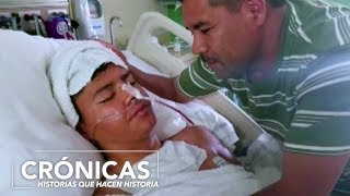 Las horas de angustia que vivió el padre de un inmigrante