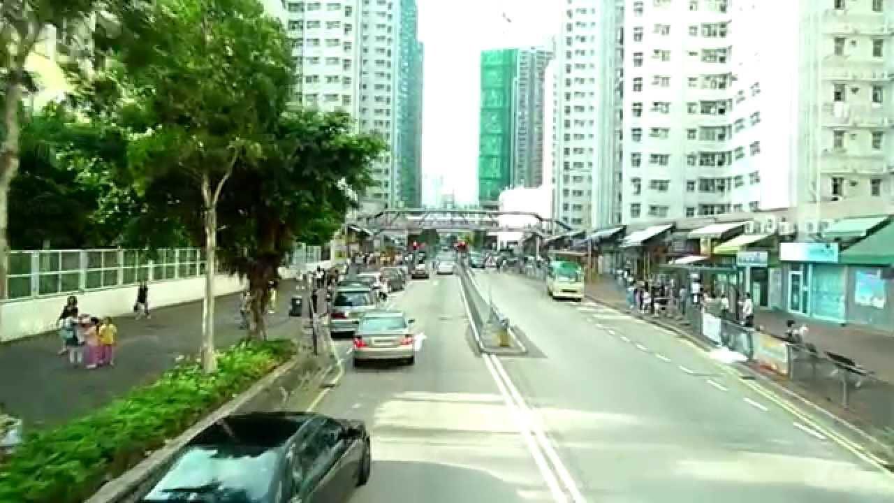 Mtr Adl Enviro500 12m 813 K16 Tsim Sha Tsui East Station