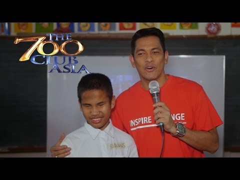 Gary V. Visited Fellow Bicolanos | Operation Blessing