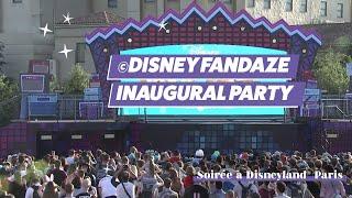 ©Disney FanDaze Inaugural Party - Disneyland® Paris [REPLAY]