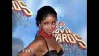 Mya Harrison at 2005 Movie Awards