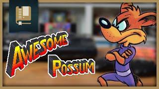 Awesome Possum: Tengen's Failed Mascot   Gaming Historian