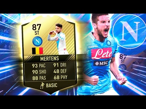 THE BEST PLAYER IN THE GAME? TIF MERTENS IS JUST CRAZY! FIFA 17 ULTIMATE TEAM