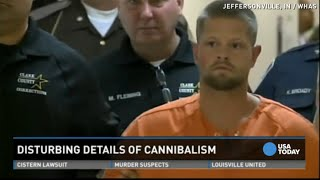 Man murders ex-girlfriend, eats her brain
