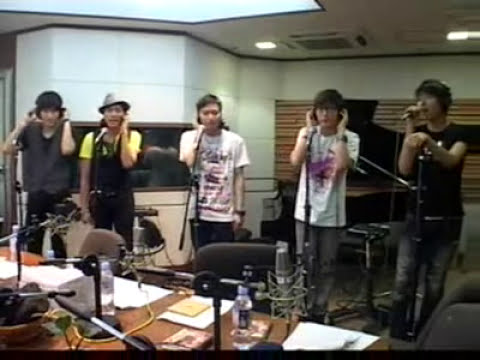 080808 Battle (배틀) - Step by Step LIVE@Radio show