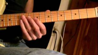 How to Play Beast of Burden by the Rolling Stones