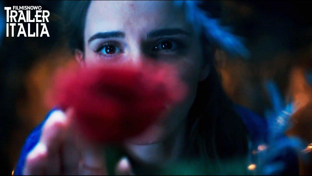 La Bella E La Bestia Con Emma Watson Trailer Teaser V O