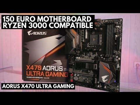 Gigabyte #Aorus #X470 Ultra Gaming Board under 150 Euros and