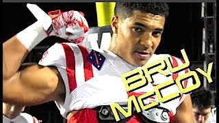🔥🎬 Bru McCoy '19 | Mater Dei High (CA) The #1 Team in the Nation - Junior Year Spotlight