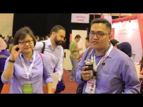 Grace Tahir - Angel Investor - Tech In Asia 2015 Jakarta by AppsCoast