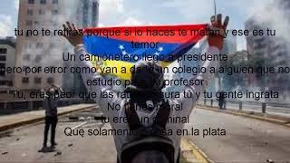 Mestiza Venezuela Lucha Letra Youtube