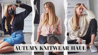 High Street Knitwear Haul Autumn/Fall 2018 | Ft Topshop, ASOS, Mango