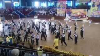 MB Gita Persada Mulawarman (MBGPM) SMAN 1 Tenggarong - BOMBC 2014