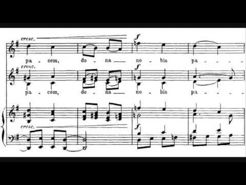 Gabriel Fauré Messe Basse