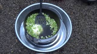 Dutch Oven Cooking (chicken & Stuffing)