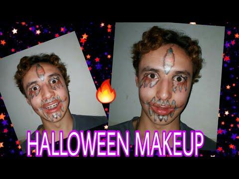 FOGO INTERNO - Tutorial De Halloween 🔥🎃