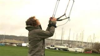 How To Start Flying Your Power Kite