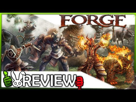 Forge REVIEW - Haasty Review