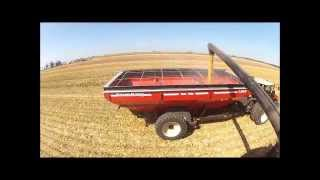 2013 Corn Harvest - Husker Harvest Days - Grand Island Nebraska