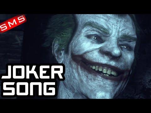 Batman: Arkham Knight HILARIOUS JOKER SONG + DANCE LOL!