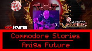 Commodore Stories and Amiga Future with David John Pleasance