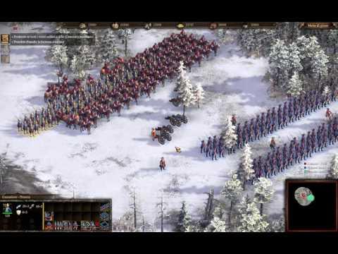 Cossacks 3 A first battle |
