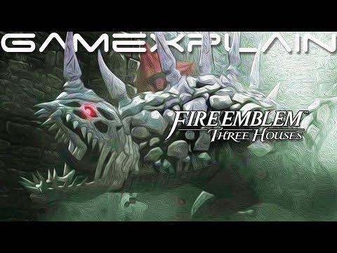 Новые подробности о Fire Emblem: Three Houses
