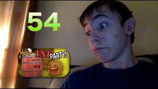 Reaction to Annoying Orange TNT Party || BOOM GOES THE DYNAMITE