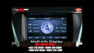 Mitsubishi Montero GTV Features