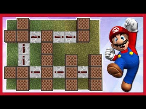 Minecraft: Come Fare Un Campanello - Mario