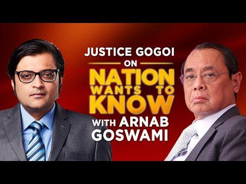 FULL INTERVIEW: Ex-CJI Ranjan Gogoi Speaks To Arnab Goswami On His Rajya Sabha Nomination