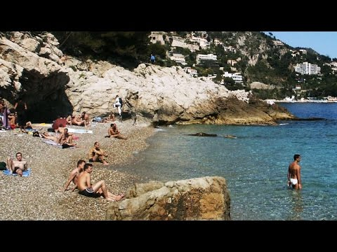 The Beaches Of Eze, French Riviera