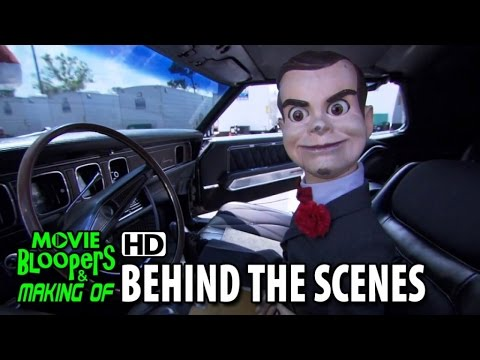 Goosebumps (2015) Behind the Scenes - Part 1