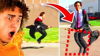 I Found The CRAZIEST MAGIC TRICKS On Youtube (Zach King)