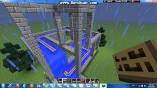 Minecraft: The Truth Behind The Impossible Waterfall
