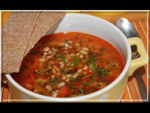 Что нужно для супа рассольника