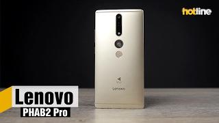 Lenovo PHAB2 Pro — первый смартфон с дополненной реальностью Google Tango