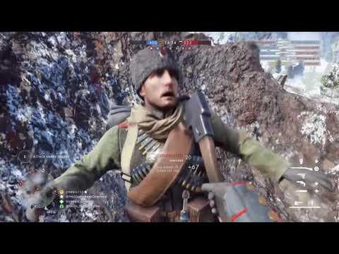 Battlefield 1  Revolution map
