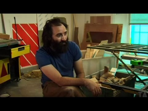 Mike Nelson | Turner Prize 2007 | TateShots