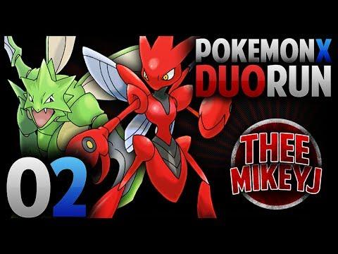 "Pokemon X Scyther/Scizor #2: ""Stalling Routes"""