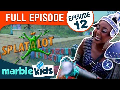 Splatalot! - Season 2 - Episode 12 - Splat-a-lot! Dance-a-Lot!