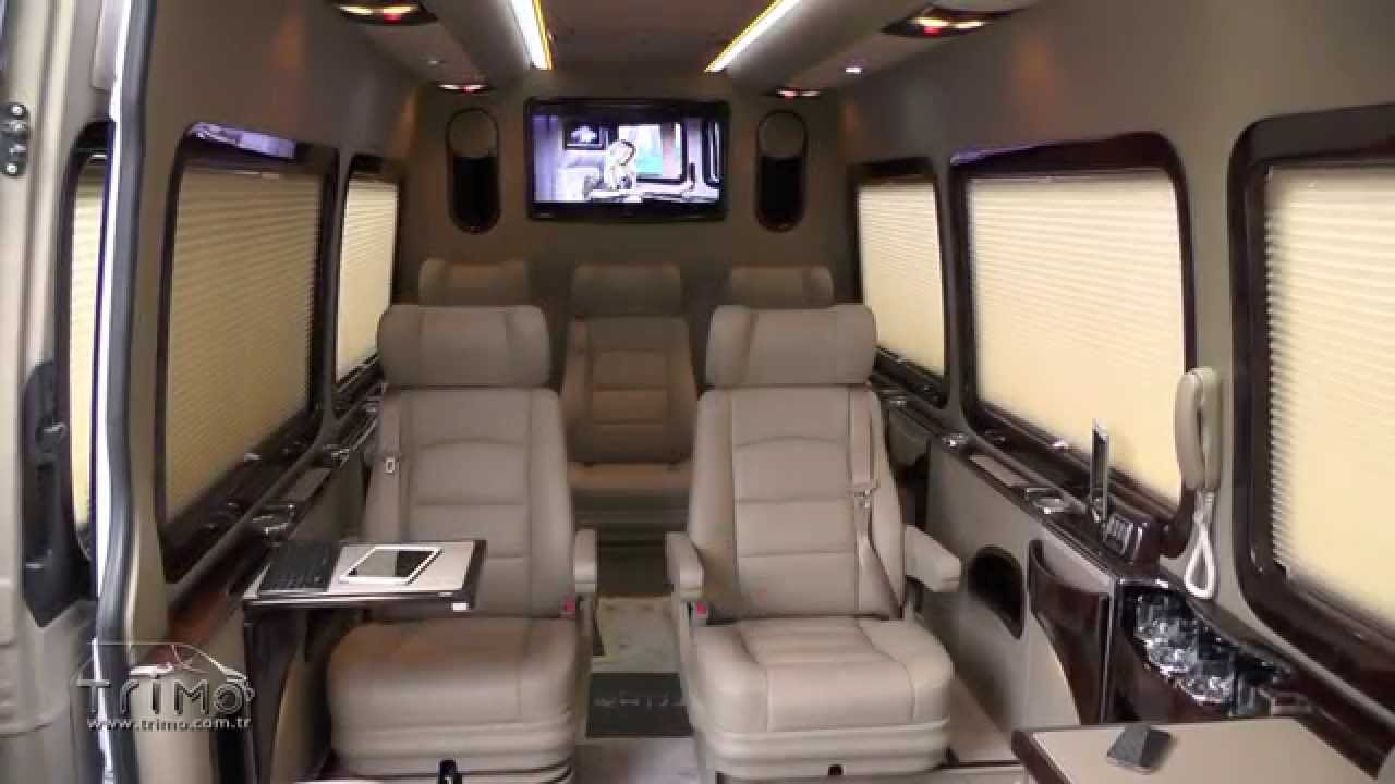 MERCEDES SPRINTER VIP SVD 1008 By TR YouTube