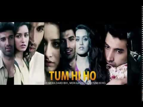 Aashiqui 2 remix all song in one song