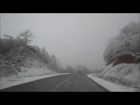 Дорога Степанакерт-Мартуни (Арцах. Нагорно-Карабахская Республика)
