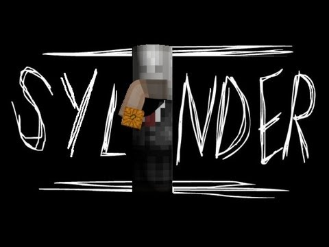 Sylender Man - A Minecraft Slender Animation Travel Video