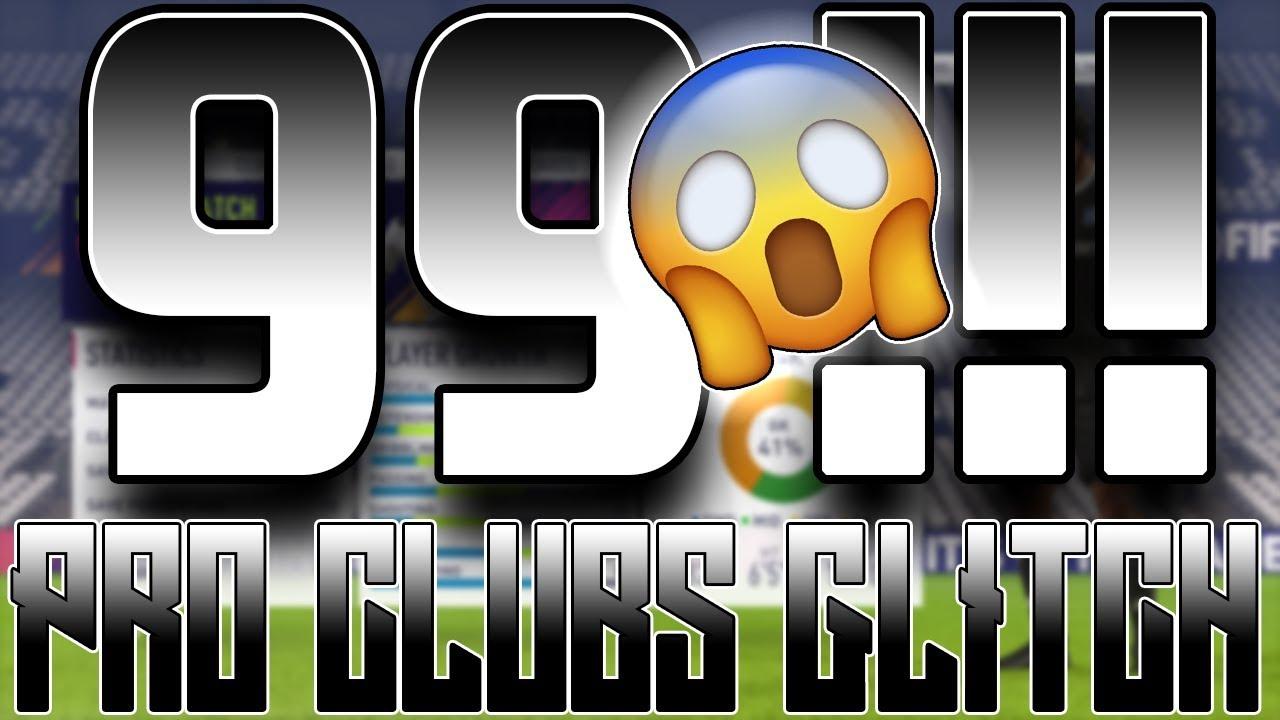 Fifa 18 Pro Club Glitch