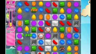 Candy Crush Saga Level 1520 Difficult Level No Boosters